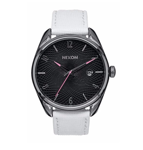 'The Bullet' Leather Strap Watch by Nixon in House of Cards - Season 4 Episode 3