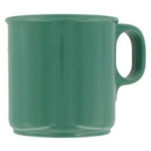 Melamine Kiwi Green Coffee Mug by Gessner in Interstellar