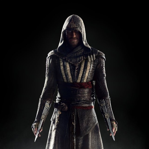 Custome Made Robe (Callum Lynch / Aguilar) by Sammy Sheldon (Costume Designer) in Assassin's Creed