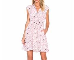 Hollyhock Shirtdress by Kate Spade New York in Fist Fight