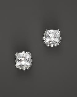 Sterling Silver Prism Stud Earrings by Lagos in Scream Queens