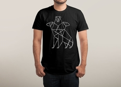 Cerbearus Tee Shirt by Threadless in The Flash