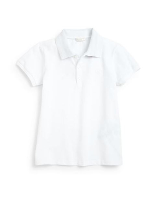 Boy's Pique Polo Shirt by Gucci in Before I Wake