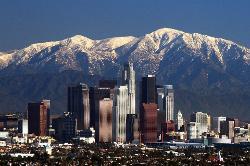 California by Los Angeles in Nightcrawler