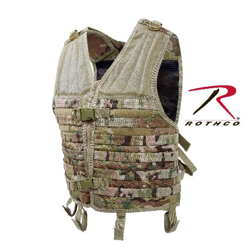 MOLLE Modular Vest by Rothco in Godzilla