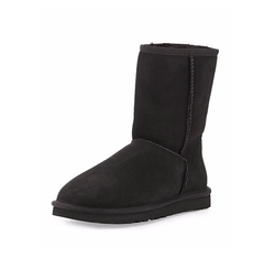 Classic Short Suede Boots by UGG in Shadowhunters