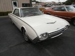 1962 Thunderbird by Ford in Lee Daniels' The Butler