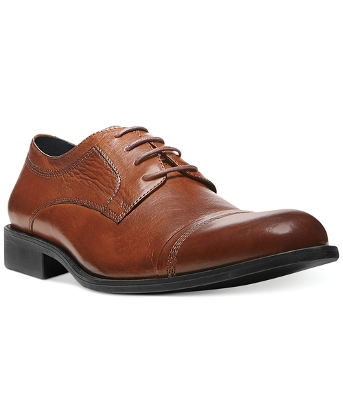 Minted Cap-Toe Oxford Shoes by Steve Madden in Daddy's Home