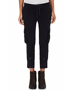 Cotton Cargo Pants by Greg Lauren in The Fate of the Furious