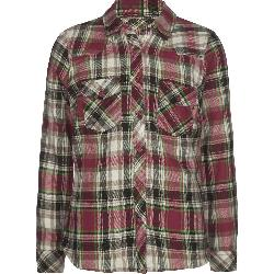 Plaid Girls Flannel Shirt by FULL TILT in Oculus