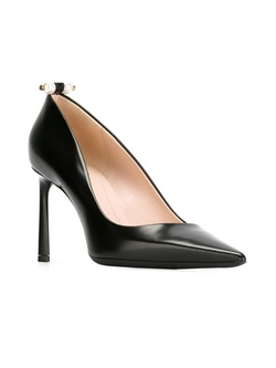Pearl Detail Pumps by Lanvin in Empire