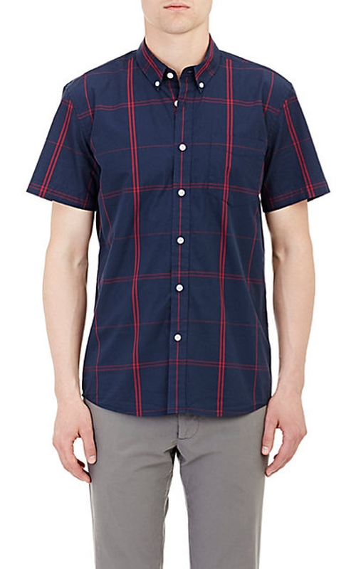 Short Sleeve Shirt by Saturdays Surf NYC in Modern Family