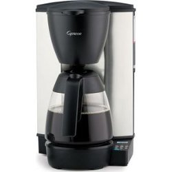Plus 10-Cup Stainless Steel Coffee Maker by Capresso in That Awkward Moment