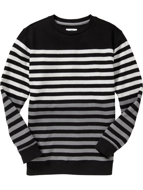 Boys Striped Textured-Rib Tees by Old Navy in Need for Speed