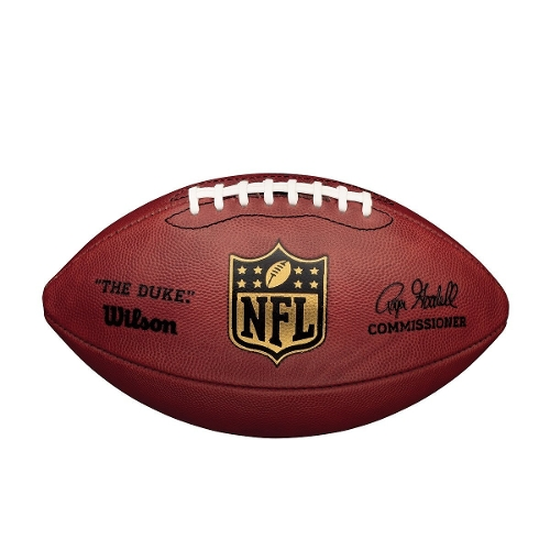 "Official NFL Game ""Duke"" Football by Wilson in Entourage"