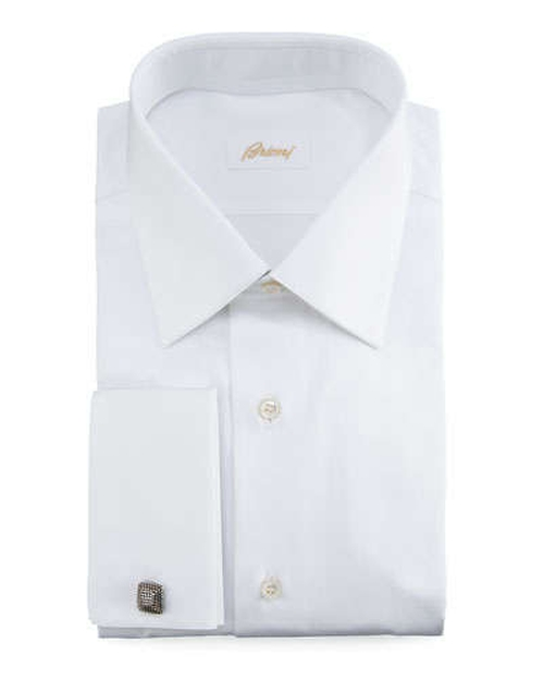 French-Cuff Dress Shirt by Brioni	 in The Loft