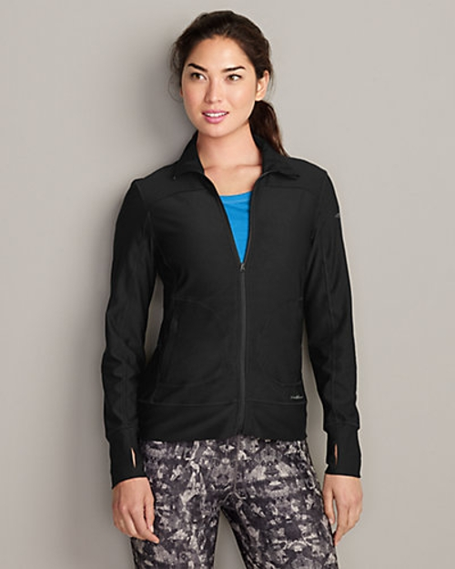 Movement Jacket by Eddie Bauer in Barely Lethal