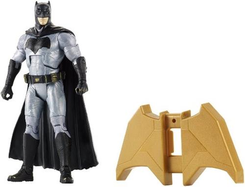 Dawn of Justice Batman Figure by Mattel in Batman v Superman: Dawn of Justice