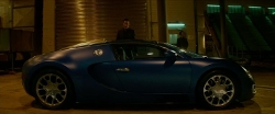 Veyron Bleu Centenaire by Bugatti in Man of Tai Chi