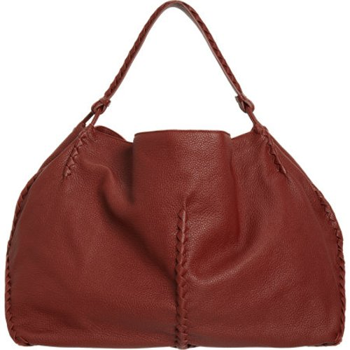 Woven Seam Boxy Hobo Bag by Bottega Veneta in Top Five
