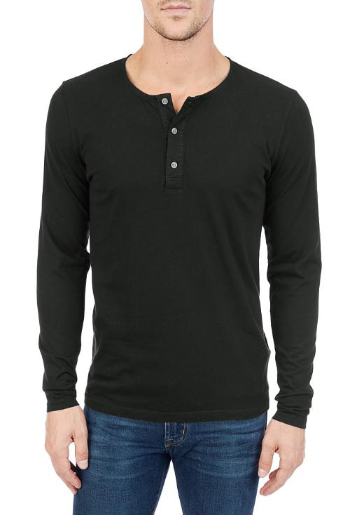 Henley Shirt by Adriano GoldSchmed in And So It Goes