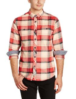 Men's Dawson Long Sleeve Shirt by Billabong in The Disappearance of Eleanor Rigby