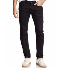 Blinder Skinny Biker Jeans by Hudson in Kevin Hart: What Now?