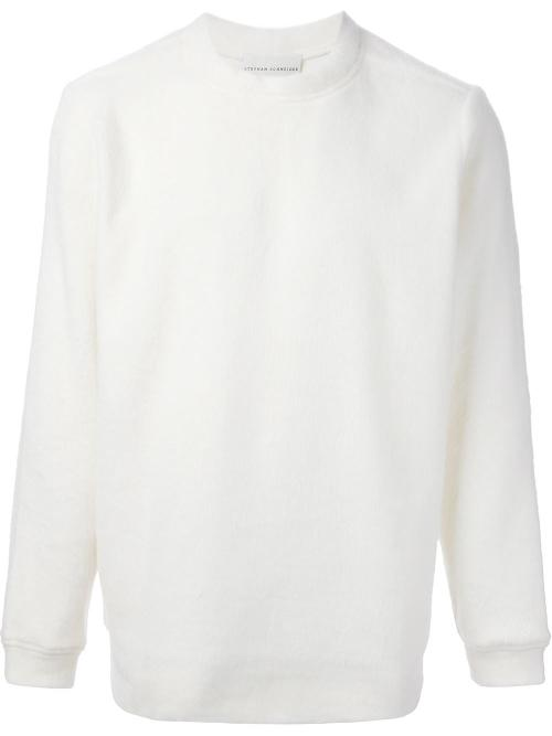 Crew Neck Sweater by Stephan Schneider in The Other Woman