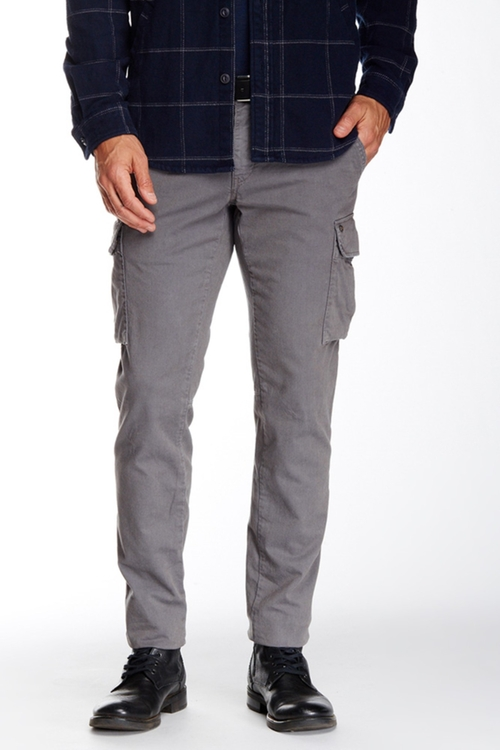 Broken Twill Cargo Pants by Mason's in Suicide Squad