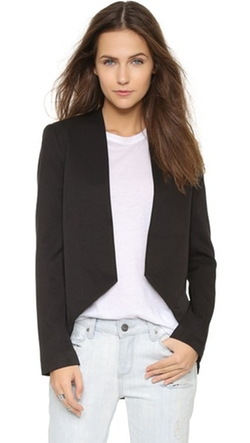Noir Blazer by Blaque Label in Supergirl