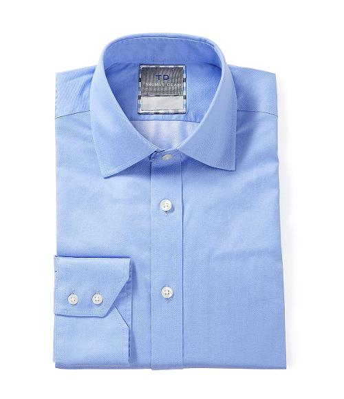 Spread-Collar Dress Shirt by THOMAS DEAN in Million Dollar Arm