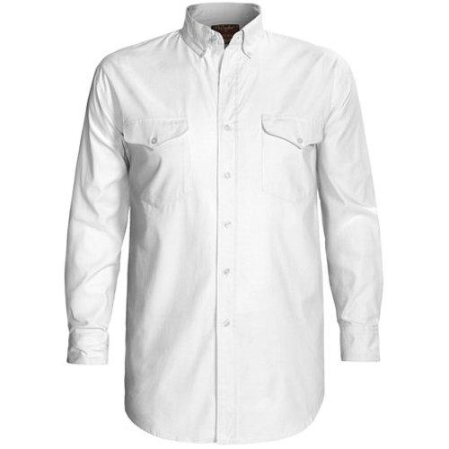 Ranchwear Oxford Shirt - Long Sleeve by Walls in Shutter Island