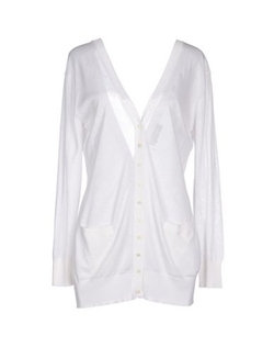 Button Closing Cardigan by Dolce & Gabbana in Elementary