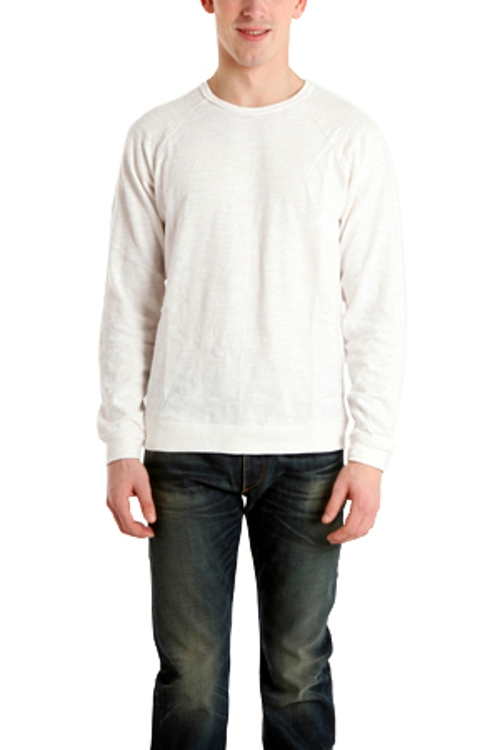 Long Sleeve Raglan Tee Shirt by Rag & Bone in Ex Machina