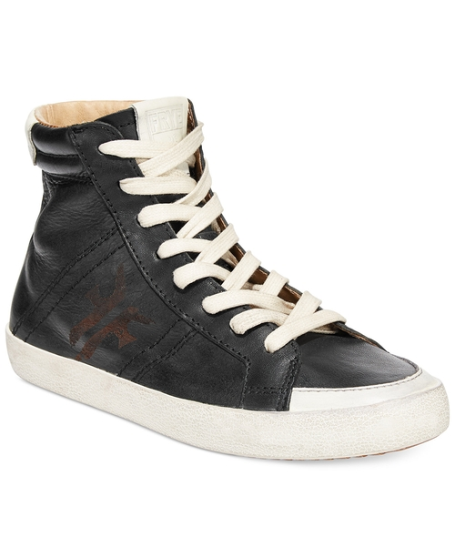 Dylan High Top Sneakers by Frye in Freaky Friday