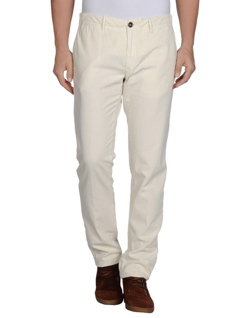 Casual Pants by Incotex in Drive