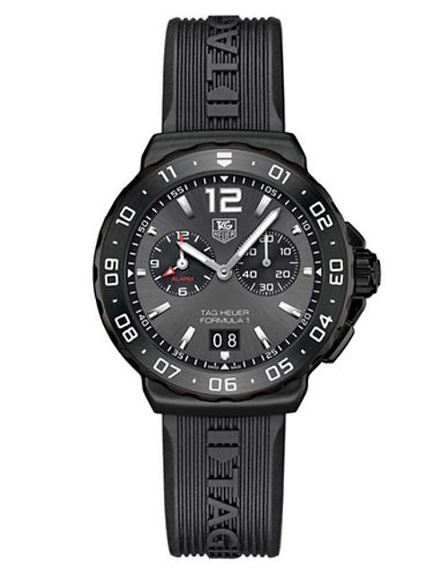 Men's Formula 1 Steel & Rubber Strap Watch by Tag Heuer in Savages