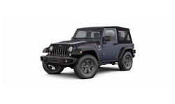 Wrangler Rubicon Recon SUV by Jeep in Animal Kingdom