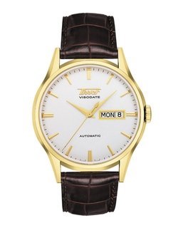 Visodate Automatic Heritage Dress Watch by Tissot in Vacation