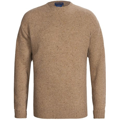 Shetland Washable Wool Sweater by Pendleton in Warm Bodies