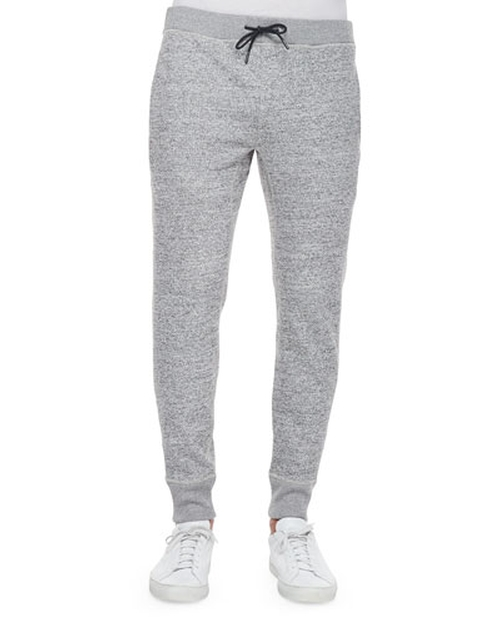 Morris Drawstring Sweatpants by Theory in Elementary