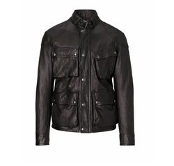 Lambskin Biker Jacket by Polo Ralph Lauren in Shadowhunters