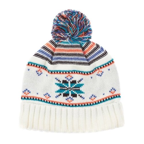 Girls Girl Talini Beanie - Stout White by Burton in Sinister 2