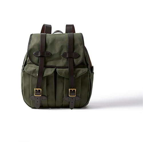 Rucksack (Otter Green) by Filson in While We're Young
