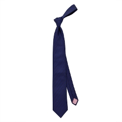 Sedbergh Stripe Woven Tie by Thomas Pink in Unfinished Business