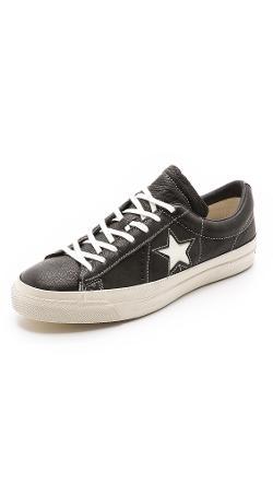 John Varvatos One Star Sneakers by Converse x John Varvatos in Project Almanac