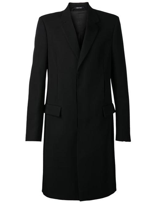 Long Overcoat by Maison Margiela in Hitman: Agent 47
