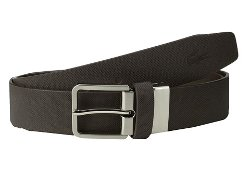 Leather Pique Belt by Lacoste in If I Stay