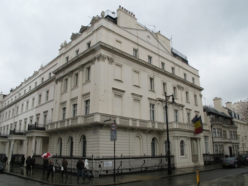 Romanian Cultural Institute London, United Kingdom in Survivor
