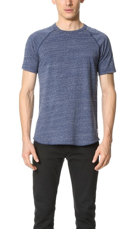 Raglan T-Shirt by Reigning Champ  in New Girl - Season 5 Episode 21